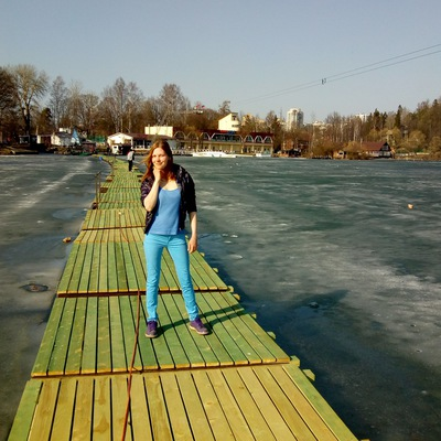 Екатерина Комарицына