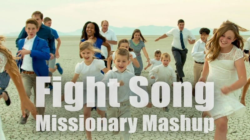 Fight Song Missionary Mashup   Micah Harmon of One Voice Children's Choir