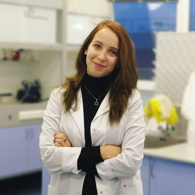 Марина Скороходова