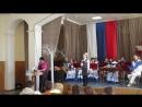 MVI_5579в школе № 109 концертная программа Аты-Баты, шли солдаты оркестра Лад