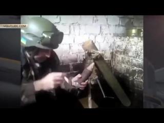 Боец ВСУ подорвался на своей мине