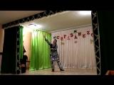 А. Сайфутдинова Узбекский танец