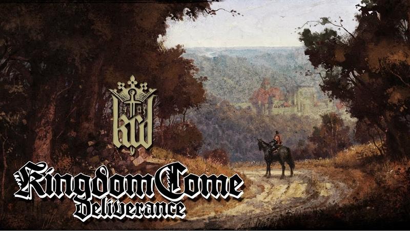 Я хочу лошадку :D [Kingdom Come: Deliverance 4/2]