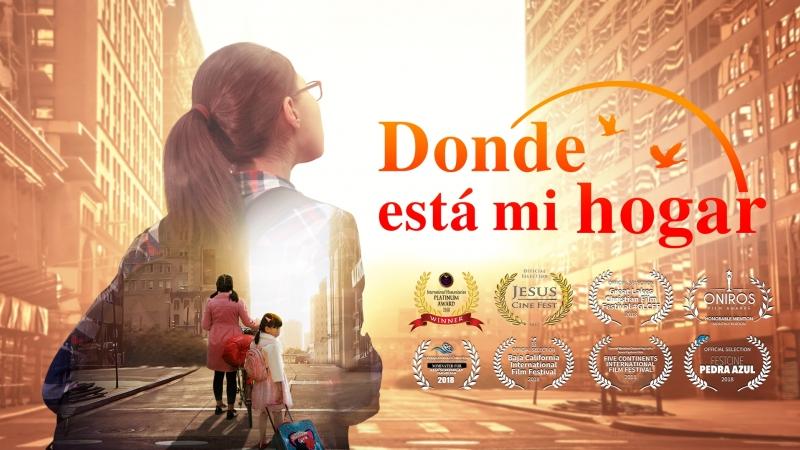 Película cristiana completa en español | Donde está mi hogar Dios me da una familia bendita