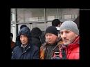 Рабочие Горизонта Глобатека Мегаполиса в СК Москвы 18 февраля 2018