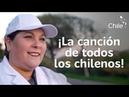 La canción de todos los chilenos | Himno nacional de Chile