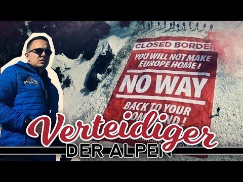 Defend Europe blockiert französischen Alpenpass - Mein Bericht