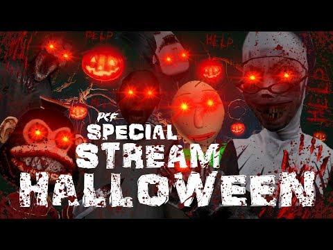 [СТРИМ] 🎃 КОШМАРНАЯ ХЭЛЛОУИНСКАЯ НОЧЬ \ Halloween Horror Games \ PixelCakesFan
