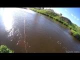 Хариус река Чусовая -Коуровка