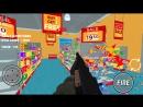 Поляковский Летсплей🐶 Destroy the Office-Smash Supermarket:Blast Game💸💼🔫