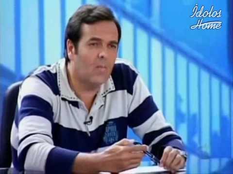 Ídolos 2009 - Audição - Mau Humor de Marco Camargo