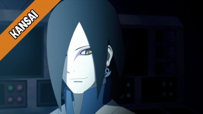 KANSAI Boruto Naruto Next Generations 73 Боруто Следующее поколение Наруто 73 серия Русская озвучка
