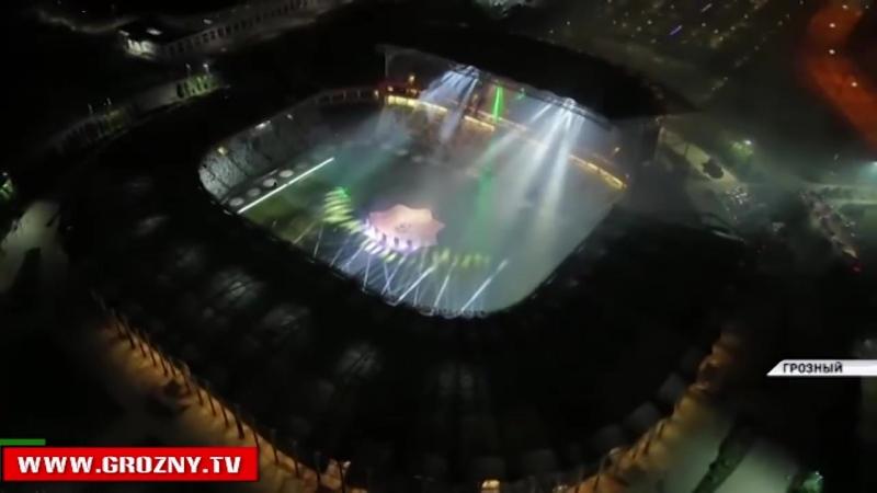 Сборная Египта во время Чемпионата мира 2018 года будет базироваться в Грозном