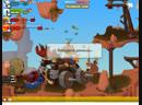 Вормикс Я vs Фермер Пылающие зомби 54 уровень