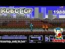 Робокоп ДЕНДИ Полное прохождение Игра на Dendy 1988 Robocop NES Walkthrough 90е