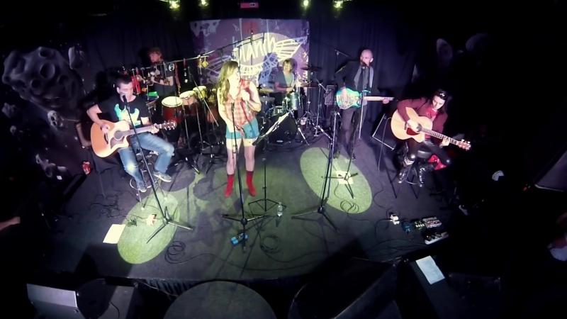 BLANSH Blues Rock Band ¦ Tonight ¦ Joe Cocker acoustic cover ¦ live 2015 ¦ PTZ music