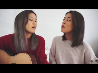 Красавицы из Jayesslee перепели песню MAROON 5 - SUNDAY MORNING