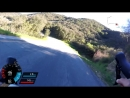 Most technical descent on a bike! Tuna canyon GPS SPEED - cycling Los Angeles [720p]