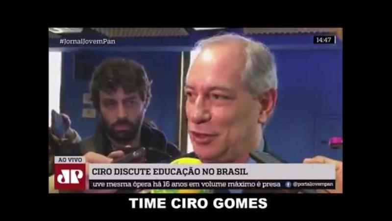 Ciro Gomes falou nesta sexta feira mais sobre seu plano para tirar as pessoas das restrições do SPC e Serasa Acompanhem Sou