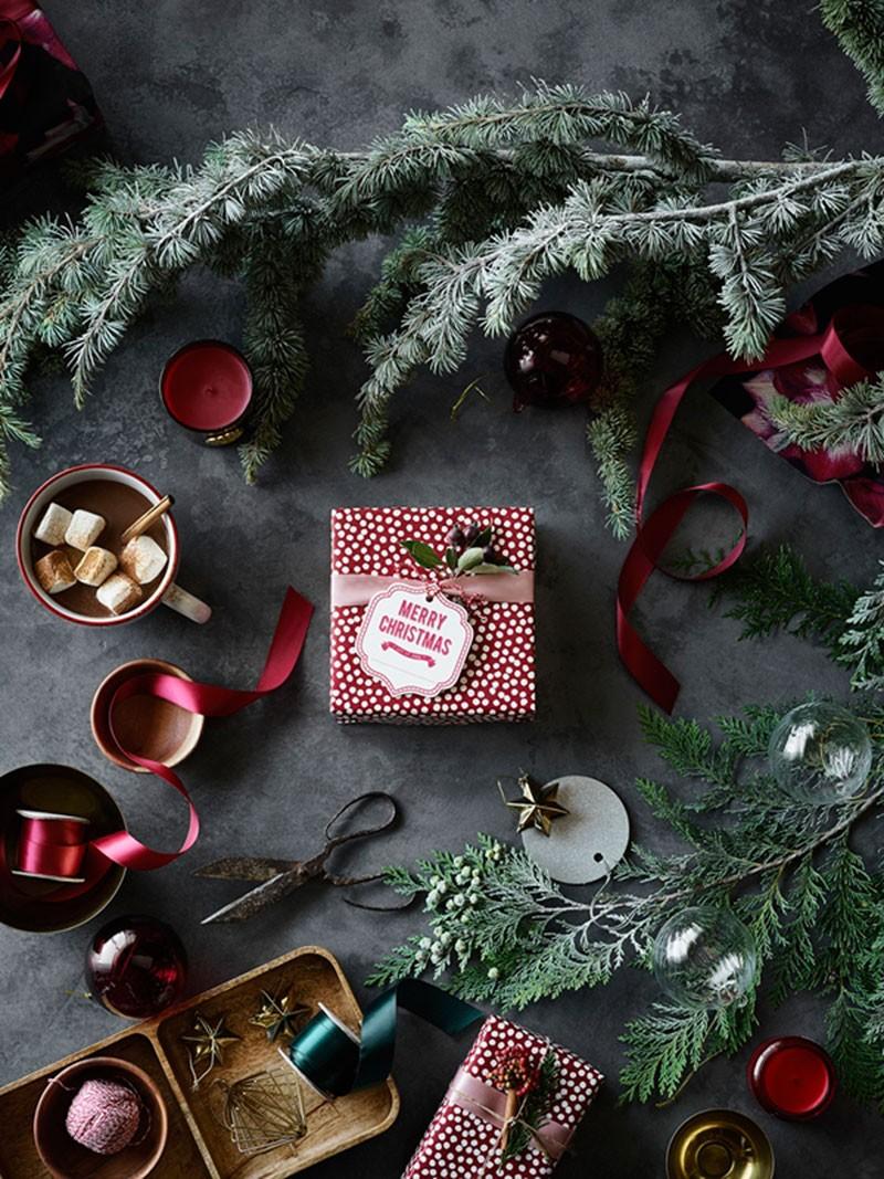 Рождественская коллекция от H