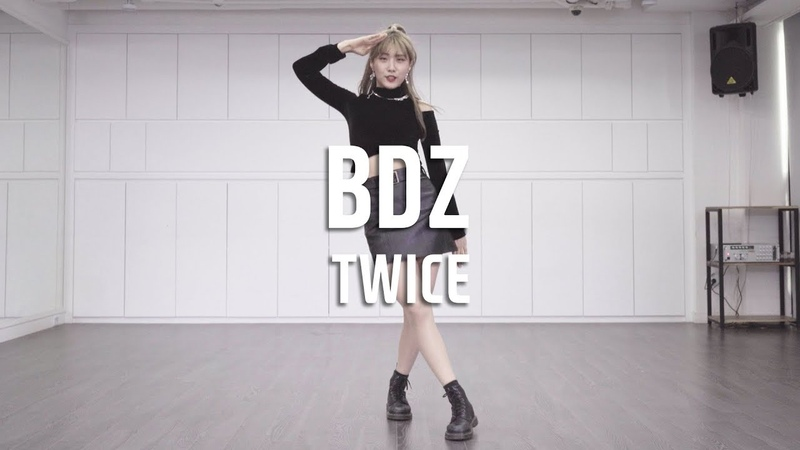 TWICE (트와이스) - BDZ (불도저) Dance Cover Cover by Sol-E KIM (Mirror Mode)