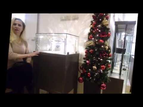 В Амстердаме с алмазами Елизавета Романова-жена Президента России В.В Путина в Новом 2018 году!