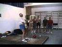MSWC Fedor Fuglev MSWC Vitaly Andriyash MS Valentin Berbenychyk Kettlebell Snatch 2