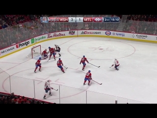 Washington Capitals vs Montreal Canadiens March 24, 2018