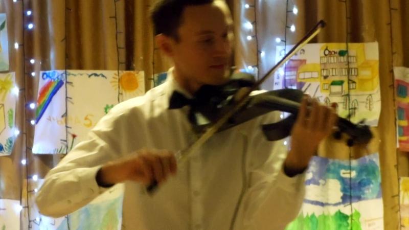 А. Вивальди из цикла Времена года - Лето(Никита Висицкий(скрипач-виртуоз), г Оренбург)