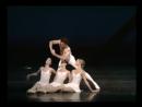 Фрагмент балета «Аполлон Мусагет», хореография Баланчина.