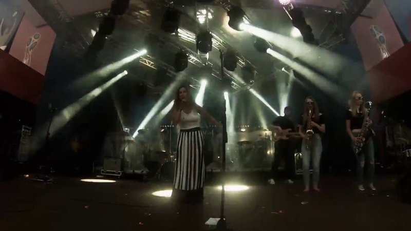 The Uncle Dance Pub Song performed on FIFA 2018 fan fest ekb