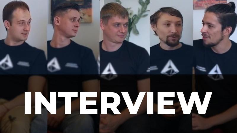 АДАМАНТ в Праге Интервью и обновления