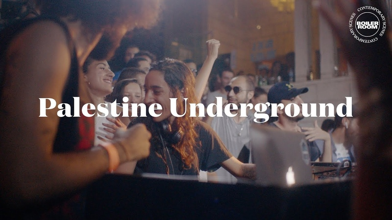 Palestine Underground | Hip Hop and Techno Documentary | Boiler Room