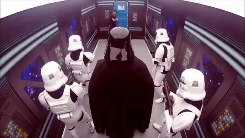 Star Wars Prank Episode 4