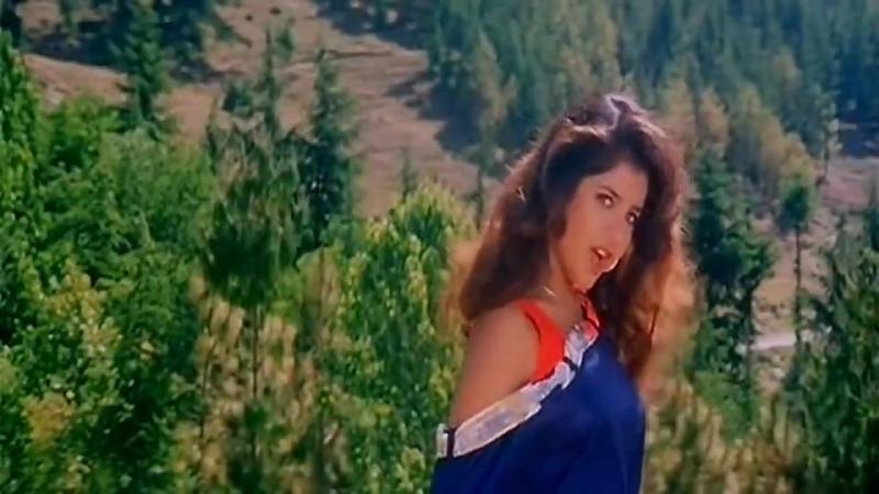 ShahRukh Khan Divya Bharti - Aisi Deewangi (HD 720p) - Deewana (1992)