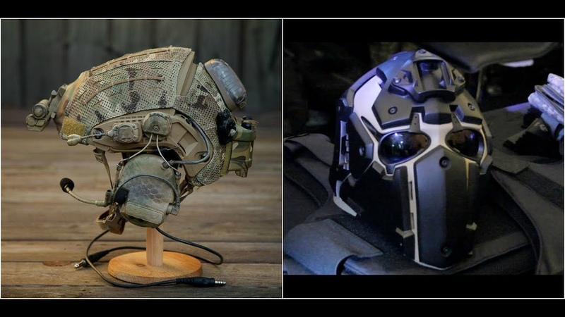 6 TACTICAL HELMETS BALLISTIC HELMETS YOU NEED TO SEE 2017