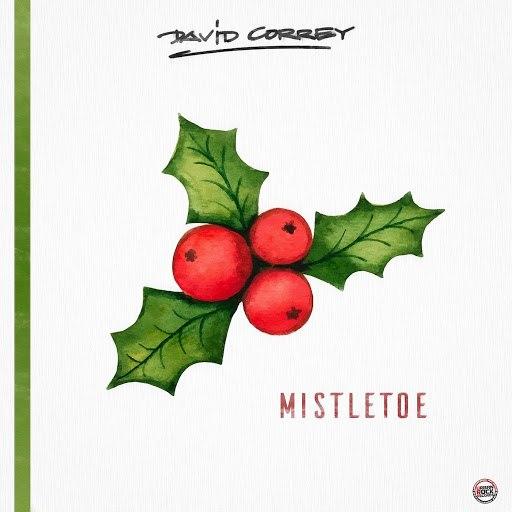 David Correy альбом Mistletoe