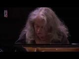 Ravel Concerto pour piano en sol majeur II. Adagio assai Martha Argerich