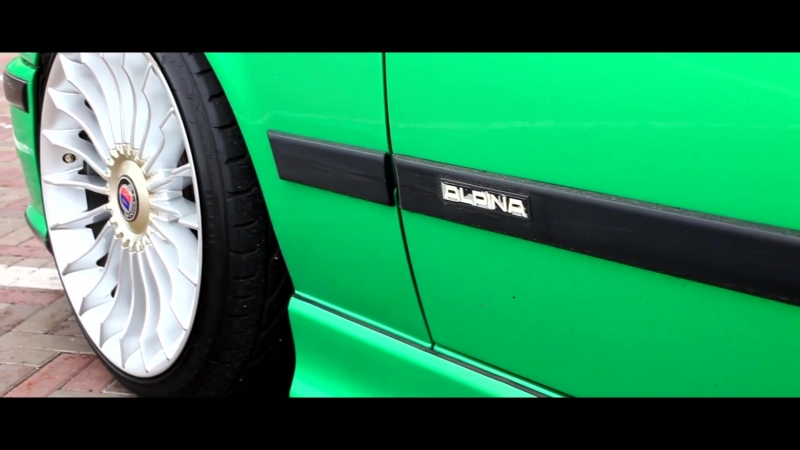 """BMW e36 """"ALPINA"""" стайл в идеальном стостоянии."""