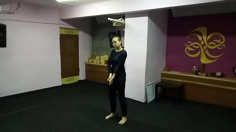 Утренний Цигун с Анной Хохловой. 16.08.18