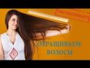 Эксперимент с маслом для волос Hair Herbs.Масло для роста волос на основе крапивы,лопуха,мяты.Часть1