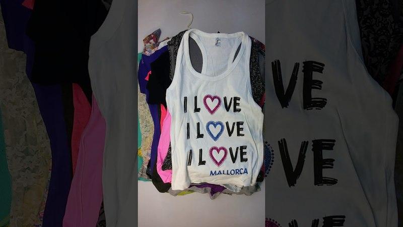 0873 Extra Polo Sexy к/р Итал 2пак - модные женские футболки к/р