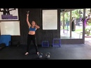 Kettlebell Workout 3 Minute Beatdown - Fat Loss and Strength