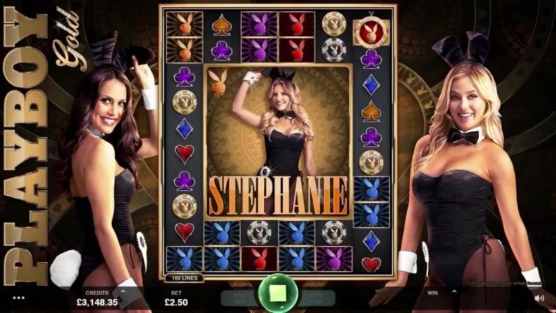 Playboy Gold новый слот в казино Голдфишка