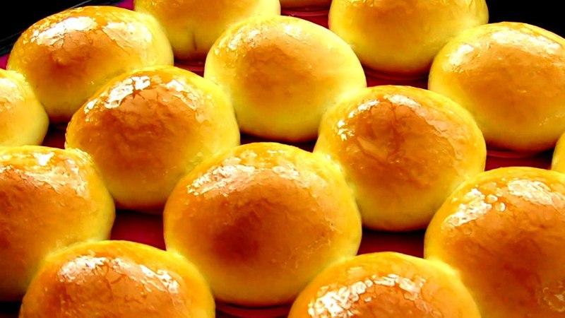 How to Make Super Moist and Soft Slider Buns   Dinner Rolls   Chinese Bakery Buns 牛奶麵包製作