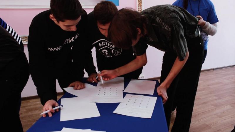 Первый Краевой чемпионат по математике и логическим играм