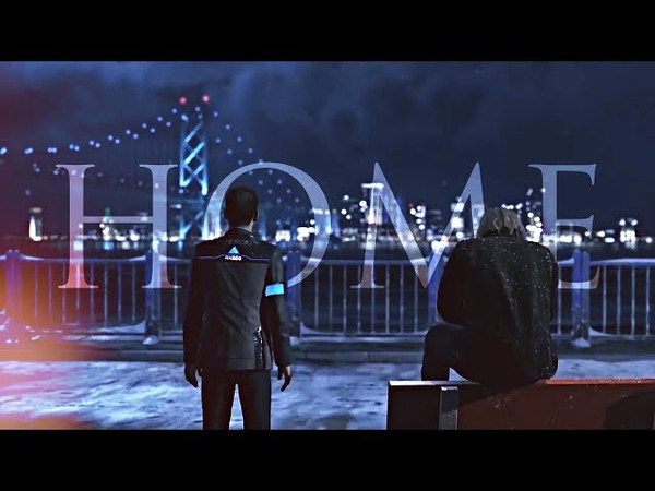 Hank connor | you were my home | detroit become human gmv