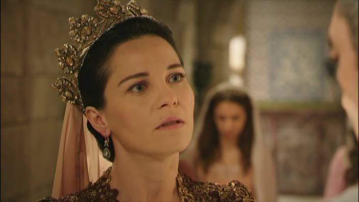 Смотреть онлайн сериал Великолепный век. Империя Кесем 1 сезон 6 серия бесплатно в хорошем качестве