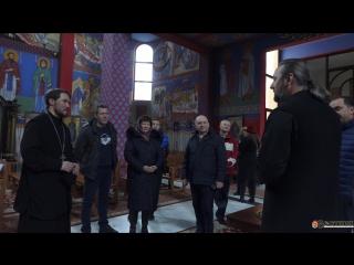 Наши земляки посетили Православный Храм в г. Шецин (Польша)