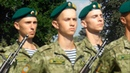 Торжественная церемония принятия присяги военнослужащими Брестской краснознаменной пограничной групп